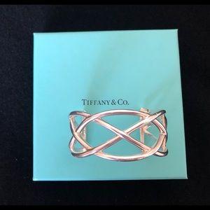 Tiffany & Co. Jewelry - Tiffany & Co Paloma Picasso Sterling Cuff Bracelet